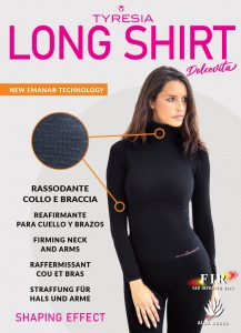 Long Shirt Dolcevita