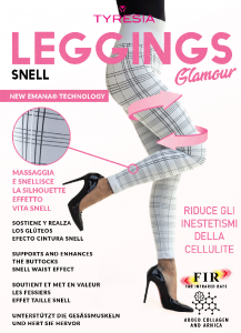 Leggings SNELL Glamour